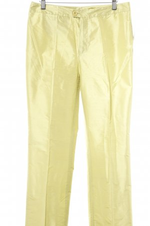 Aust Jersey Pants lime yellow elegant