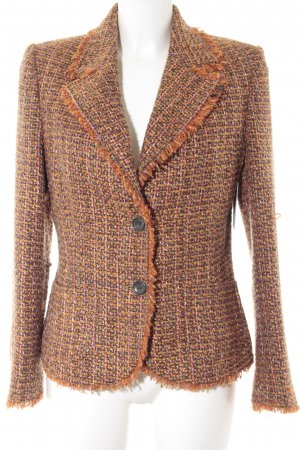 Aust Tweed Blazer multicolored elegant