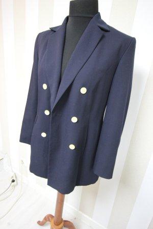 Aust Vintage Blazer Jacke maritim
