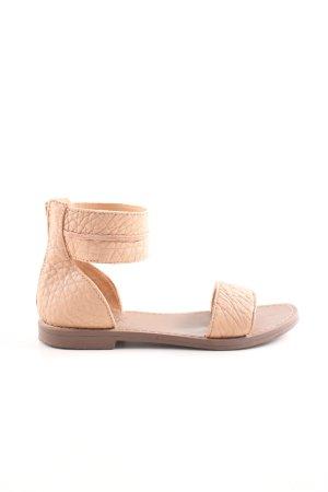 Australia Luxe Collective Sandalo con cinturino crema stile casual