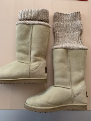 Australia Luxe Collective Fur Boots camel suede