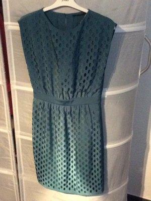 *Ausverkauf, höre zum März mit Verkauf auf* Ungetragenes Kleid in Petrol