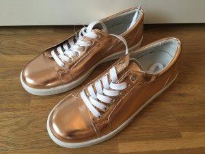 Ausverkauft! Neue Sneaker von Boom Bap Wear, Roségold, Größe 39