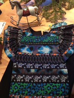 Ausverkaufte MUST HAVE Bluse von KENZO for H&M, Gr. 36