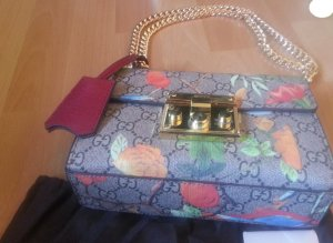 Authentic bag Padlock Gucci Tian shoulder