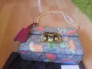 Authentic bag Padlock Gucci Tian shoulder
