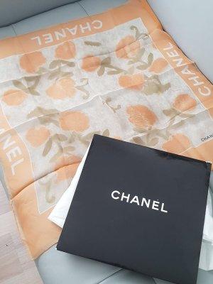 Chanel Zijden doek veelkleurig Zijde