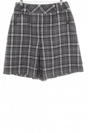 Authentic Plaid Skirt check pattern Brit look