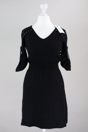Authentic Replay Strickkleid schwarz Größe S 1710140140747
