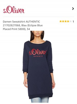 Authentic Sweatkleid