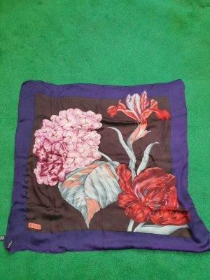 Ferre Écharpe en soie multicolore