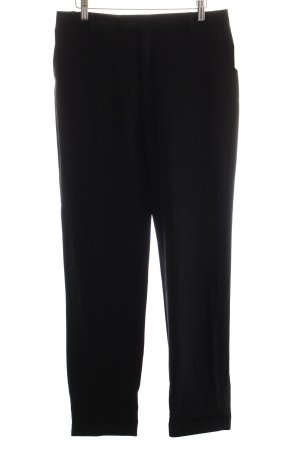 Autograph Pleated Trousers black business style