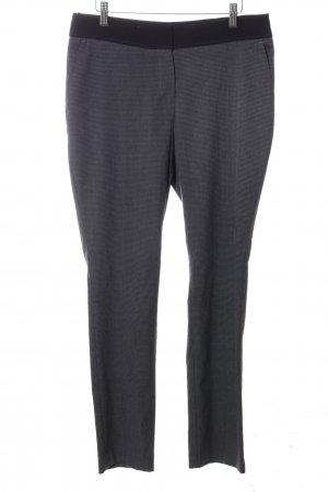 Autograph Jersey Pants light grey check pattern casual look