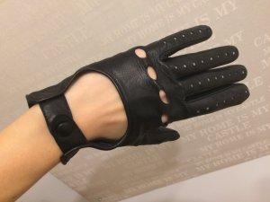 Autohandschuhe aus Leder