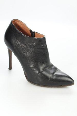 Autre Chose Stiefeletten schwarz klassischer Stil