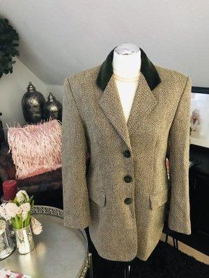 Avance Creation Blazer de lana multicolor