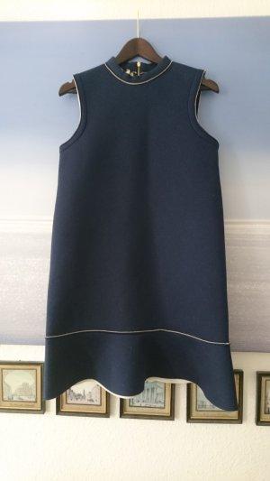 Marni Midi-jurk donkerblauw