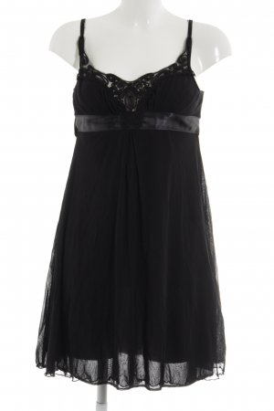 Avanti Mini Dress black party style