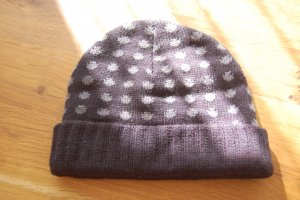 Avanti Knitted Hat anthracite-light grey