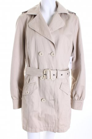 Avanti Trenchcoat beige clair style romantique