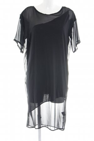 Avelon Shirt Dress black elegant