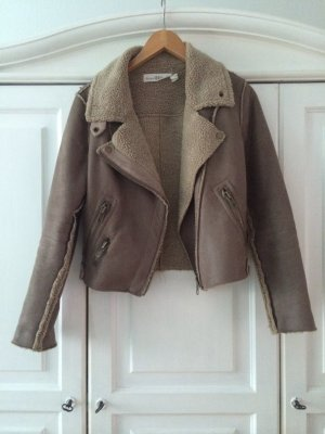 Aviator Style Jacke von Perfect Picture Gr. S