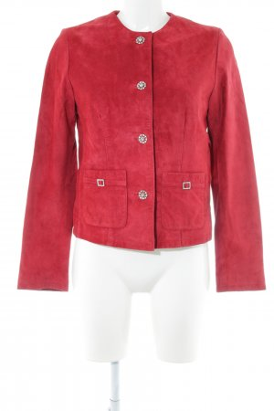 Avitano Blouson red business style