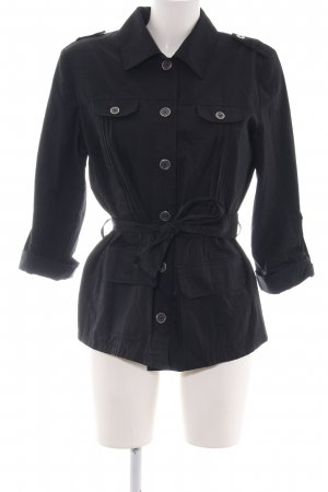 Avitano Short Jacket black business style