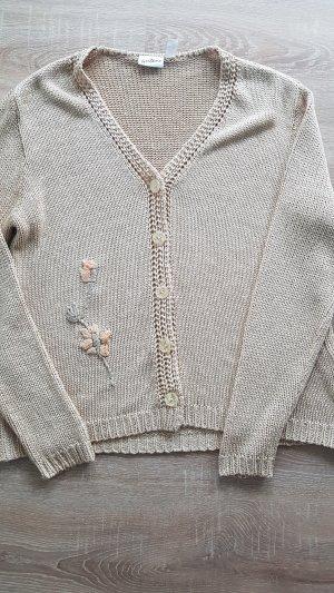 Avitano Ensemble en tricot beige clair