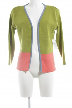 Avoca Knitted Cardigan multicolored classic style