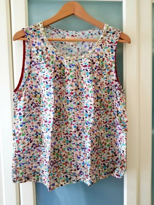 Avoca Top multicolor Viscosa