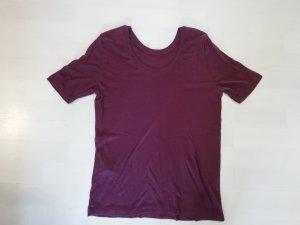 Aware by Vero Moda Shirt weinrot burgundy Bordeaux
