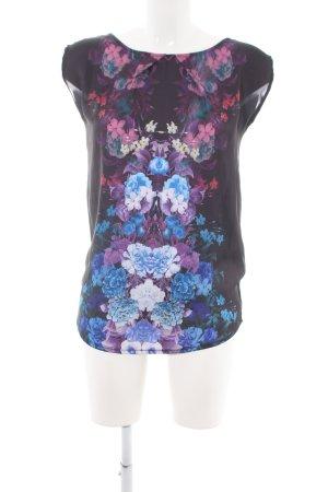 Awear Sleeveless Blouse flower pattern casual look