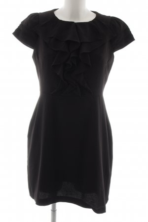 Awear Etuikleid schwarz Elegant