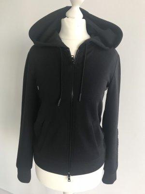 Armani Hooded Sweatshirt black