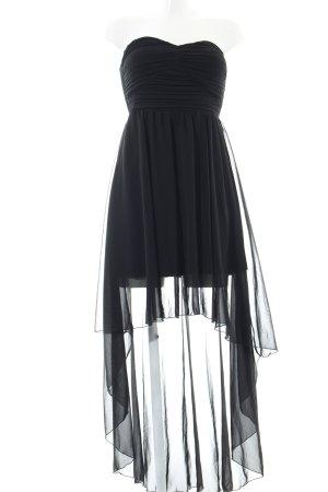 AX Paris Robe bandeau noir élégant