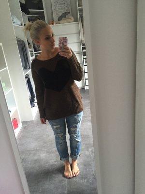 AX Paris Pullover Gr M khaki