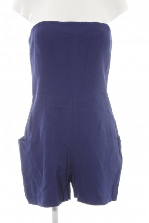 Axara Jumpsuit blue casual look