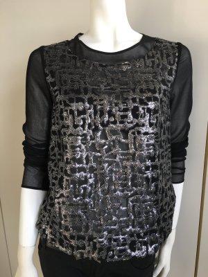 Axara Camicetta a blusa nero