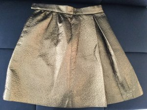 Axara Skirt gold-colored