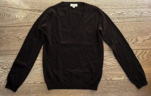 Aygill's Cashmere Jumper dark brown cashmere
