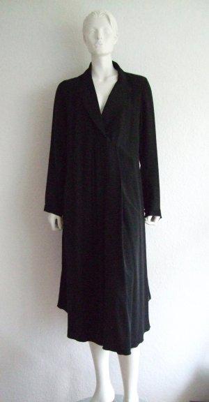 AZIZI Gehrock Black Size S Silk New