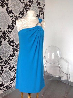 Azur blaues Sommer Kleid von Michael Kors