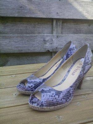 B.A. Star Peeptoe Schuhe