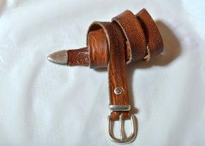 B Belt Leather Belt multicolored