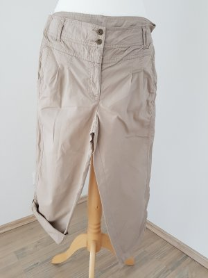 Best Connections Pantalon capri beige
