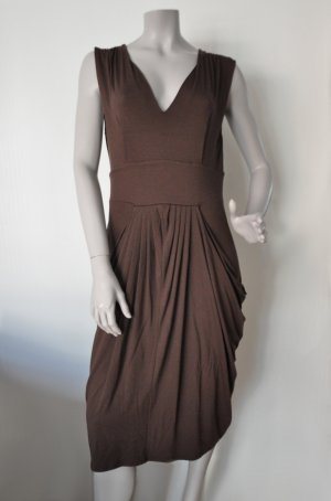 Best Connections Jersey Dress brown viscose