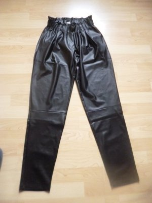 B&C Best Connections Leder Hose Schlupf by Heine 40/42 schwarz