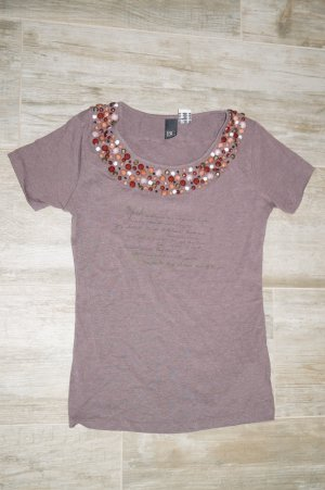 BC T-Shirt brown polyester