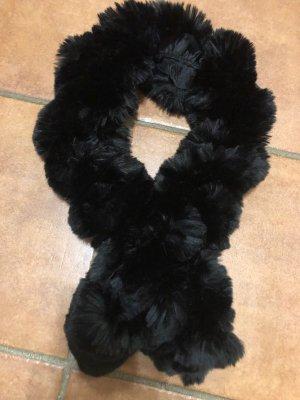 Bufanda negro
